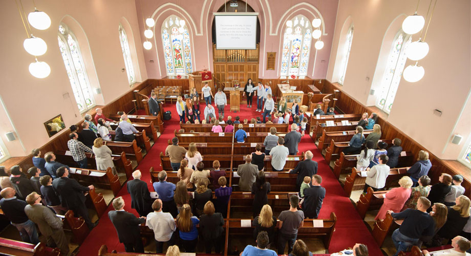 Trinity Church, Letterkenny - Members of our Congregation